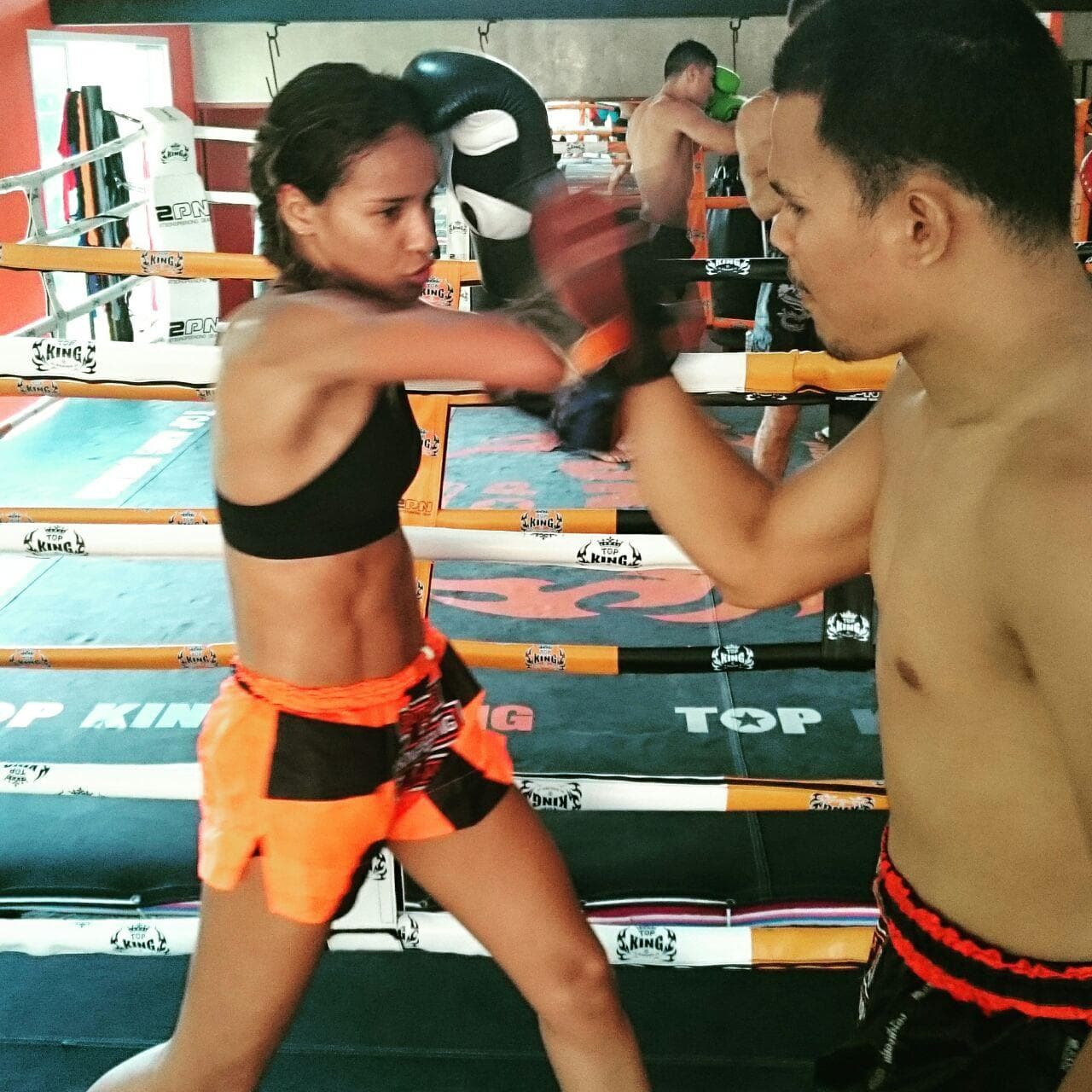 muay thai for begginners