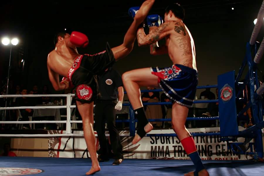 muay thai for intermediate