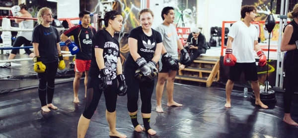 "Getting ""Fighting Fit"" at Bulldog MMA Gym Parramatta"